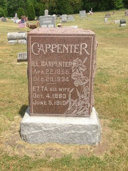 Mary Eldoretta Etta <i>Kale</i> Carpenter