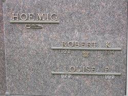 Robert K Hoemig
