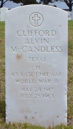 Clifford Alvin McCandless