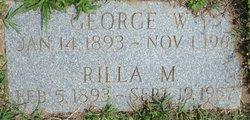 Rilla Miree <i>Custer</i> Mehfelt