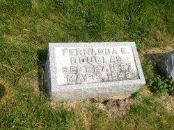 Fernanda E Nannie <i>Hollenback</i> Douglas
