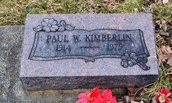 Paul Wesley Kimberlin