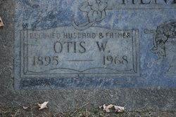 Otis W Hendrix