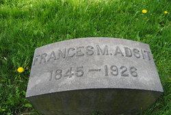 Frances Mary <i>Nevins</i> Adsit