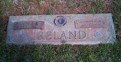 Leonard Arnot Ireland, Sr