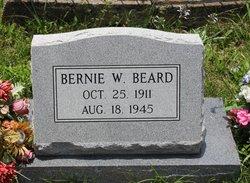Bernard Webb Bernie Beard