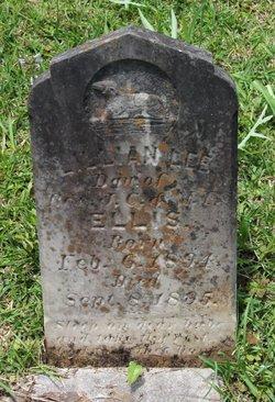 Lillian Lee Ellis