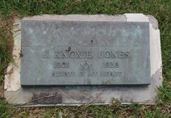 John Knoxie Jones