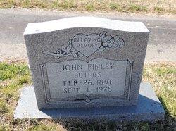 John Finley Peters