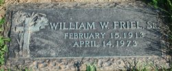 William W Friel