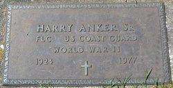 Harry Anker, Sr