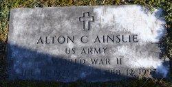 Alton Charles Ainslie