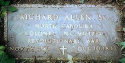 Col Richard Allen, Sr
