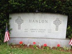 Edward Ernest Hanlon