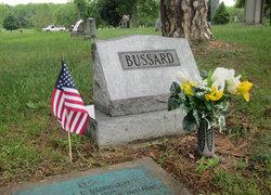 Sgt John F Bussard