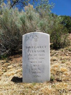 Margaret Eleanor Marge <i>Rogers</i> Smith