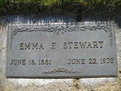 Emma Frances <i>Beanblossom</i> Stewart
