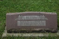 Elmer Henry Blume