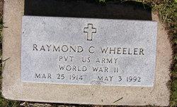 Raymond C Wheeler