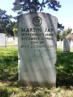 Martin Jay Coonradt