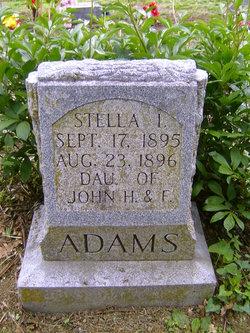Stella Irene Adams