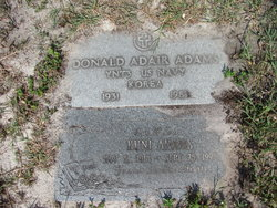 Donald Adair Adams