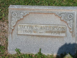 Jacob S Anderson