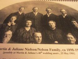 Mary <i>Nelson</i> Baltzer