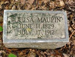 Louisa <i>Barber</i> Maupin
