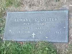 Edward D. Deiter
