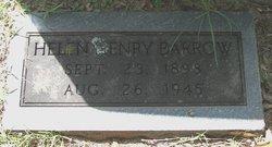 Helen <i>Henry</i> Barrow
