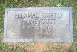 Ella Mae <i>Griffith</i> Curtis Honeycutt