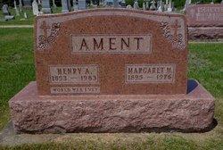 Margaret M. <i>Manternach</i> Ament