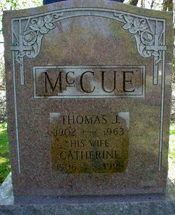 Thomas Joseph McCue