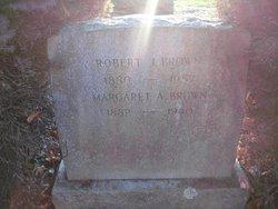 Mrs Margaret A. Brown