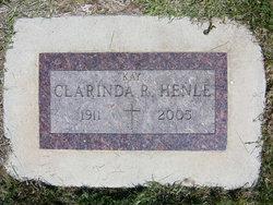 Clarinda R Kay Henle