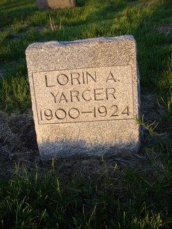 Lorin Arno Yarger
