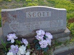 Ernest C. Scott