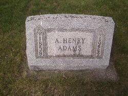 Abram Henry Adams
