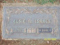 Elsie Lorraine <i>Martin</i> Isaacs