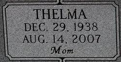 Thelma Louise <i>Powell</i> Bodiford