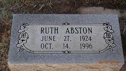 Ruth Abston