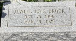 Jewell Lois Brock