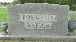 Elinor <i>Robinette</i> Watson