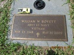 William Winston Bill Boyett