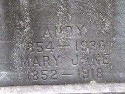 Mary Jane <i>George</i> Metzler