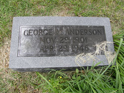George Middleton Anderson