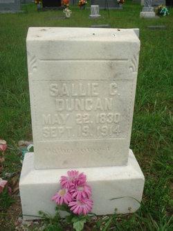 Sarah Caroline <i>McReynolds</i> Duncan
