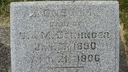 Agnes M. Deininger
