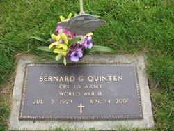 Bernard G. Bernie/ Uncle Bunny Quinten
